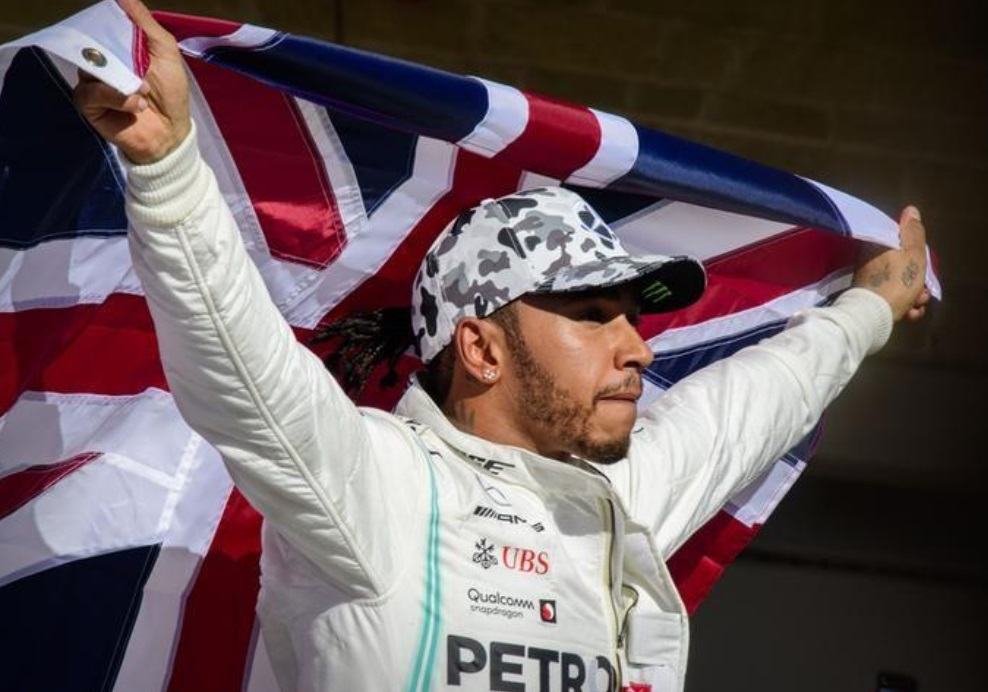 Hamilton wins his sixth world title after escorting Bottas to the US Grand Prix