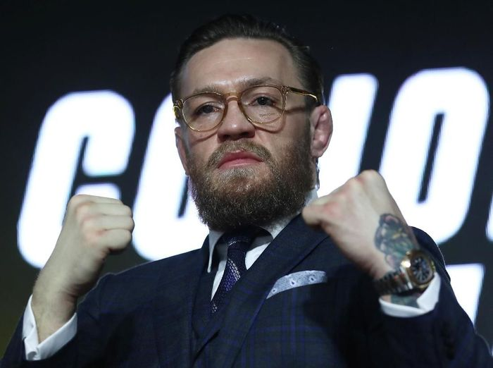 Conor McGregor returns to the Octagon in January