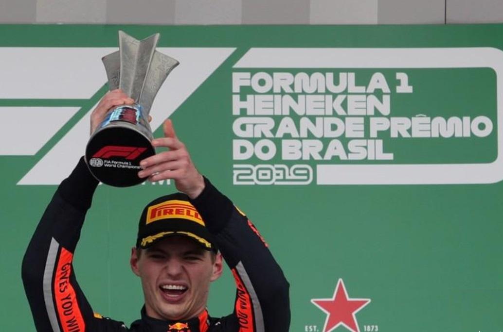 Verstappen wins an exciting Brazilian Grand Prix, Ferrari collide