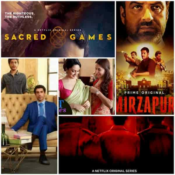 Check out the best Hindi web series