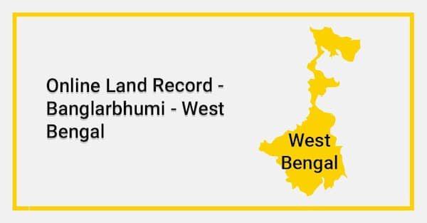 West Bengal Land Records